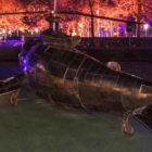 humpback gunship