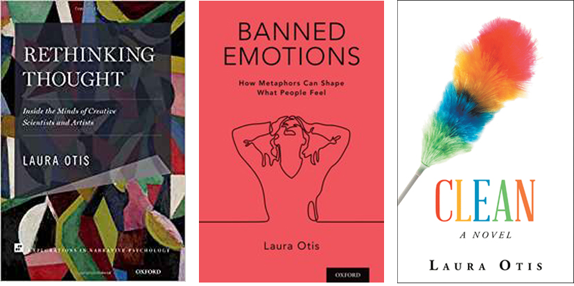 Laura Otis udgivelser