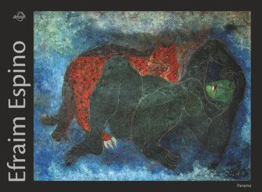 kunstplakat af Efraim Espino - Panama